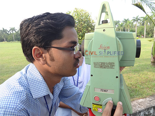 Total Station Workshop Image 2