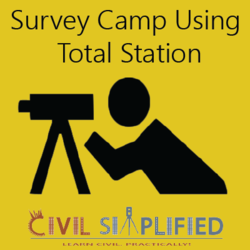 Winter Survey Camp using Total Station and GIS Civil Engineering at Skyfi Labs Center