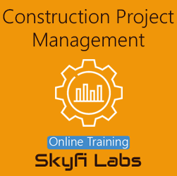 Construction Project Management Online Project-based Course