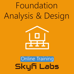 Foundation Design Online Project-based Course
