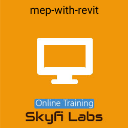MEP with Revit Online Live Course
