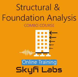 Structural and Foundation Analysis Online Project-based Course (NEAT)